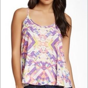 Bardot Colorful Patterned Tank top